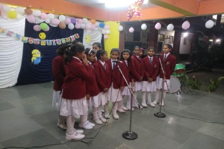 Jawahar Navodaya Vidyalaya Kabirdham-singing