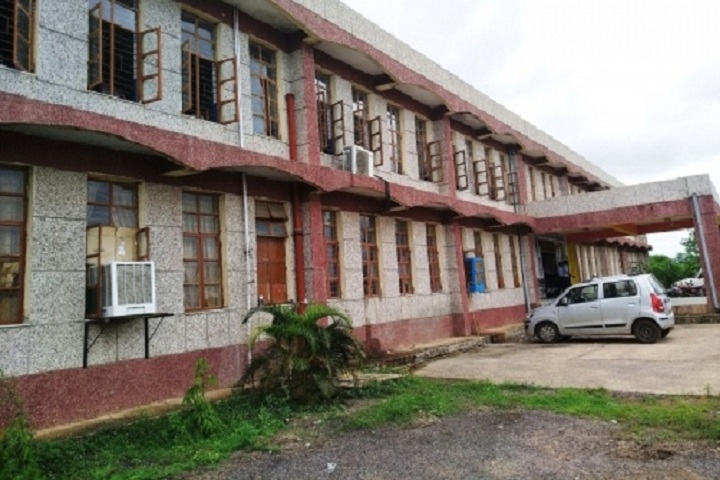 Jawahar Navodaya Vidyalaya Kabirdham-building
