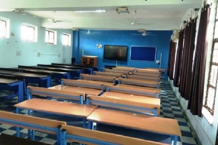 Jawahar Navodaya Vidyalaya Kabirdham-classroom