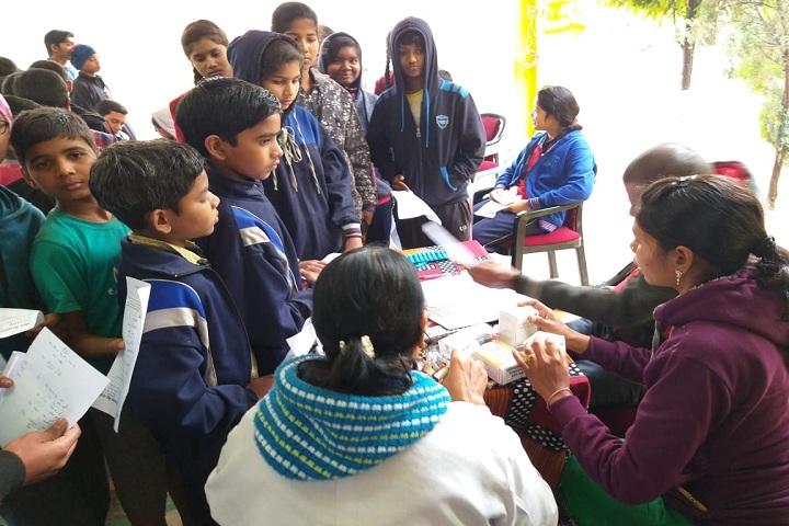 Jawahar Navodaya Vidyalaya-Blood Donation