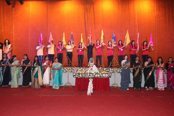 Sir V D T Girls High School-Annual Day Celebration