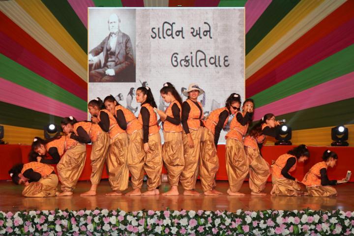 Sir V D T Girls High School-Dance