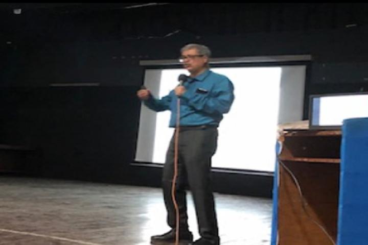 Sir V D T Girls High School-Speech