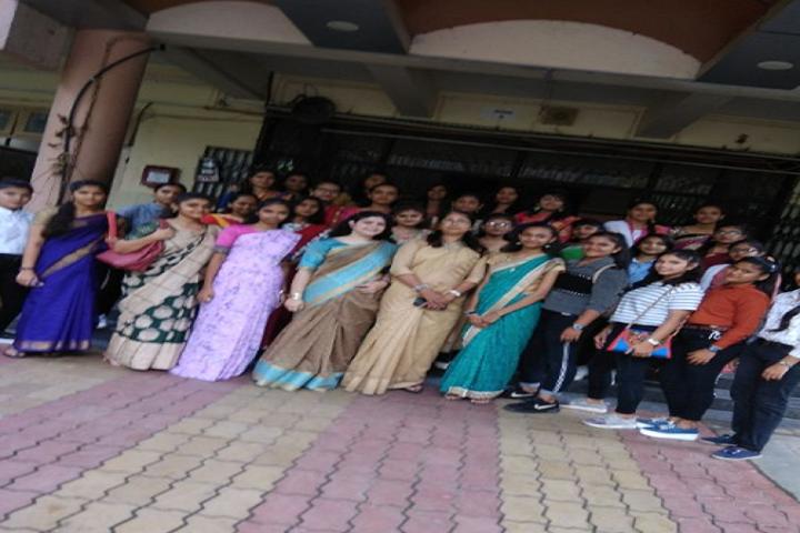 Sir V D T Girls High School-Staff Group Photo