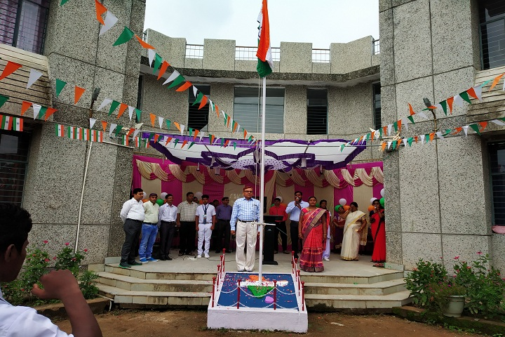 Jawahar Navodaya Vidyalaya Jashpur-independence day