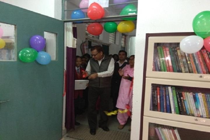 Jawahar Navodaya Vidyalaya Jashpur-library