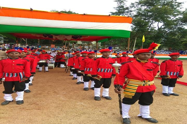 Jawahar Navodaya Vidyalaya Jashpur-sports day