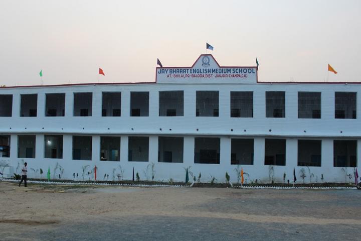 JAY BHARAT ENGLISH MEDIUM SCHOOL-building