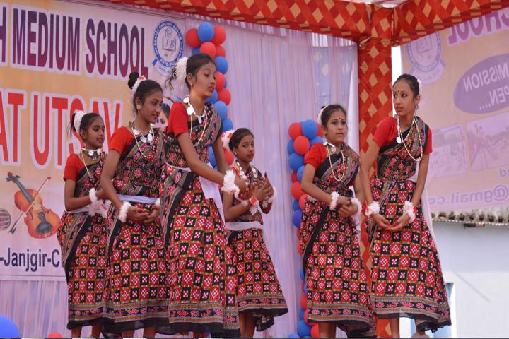 JAY BHARAT ENGLISH MEDIUM SCHOOL-dance