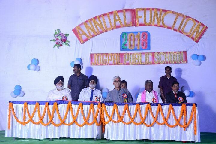 Jogpal Public School-Annual Function