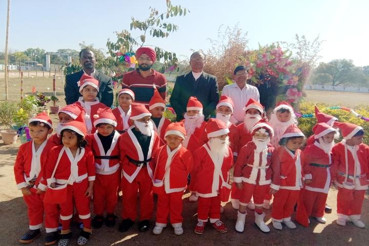Jogpal Public School-Christmas Celebrations