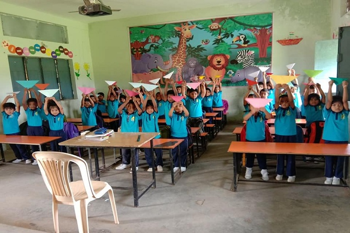 Jogpal Public School-Classrooms