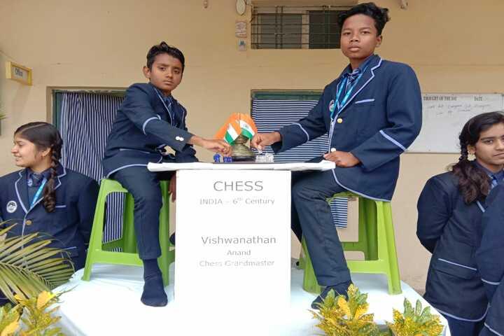 Jogpal Public School-Indoor Games