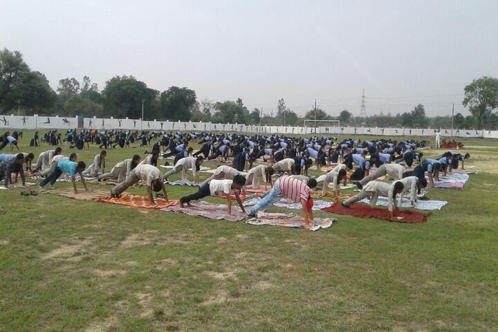 Jogpal Public School-PlayGround