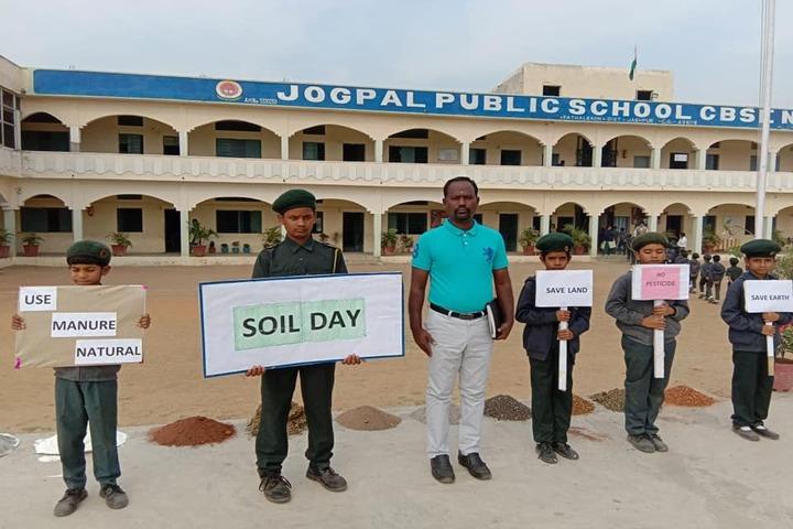 Jogpal Public School-School View