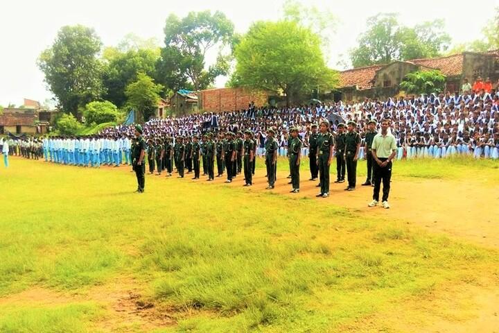 Jogpal Public School-Students