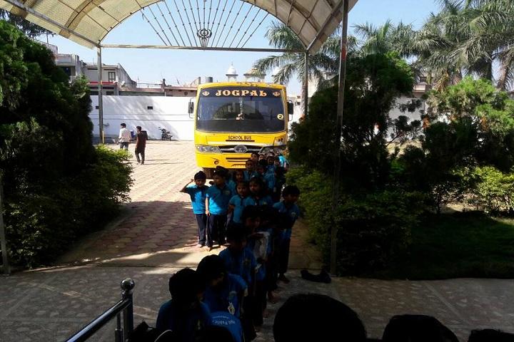 Jogpal Public School-Transport