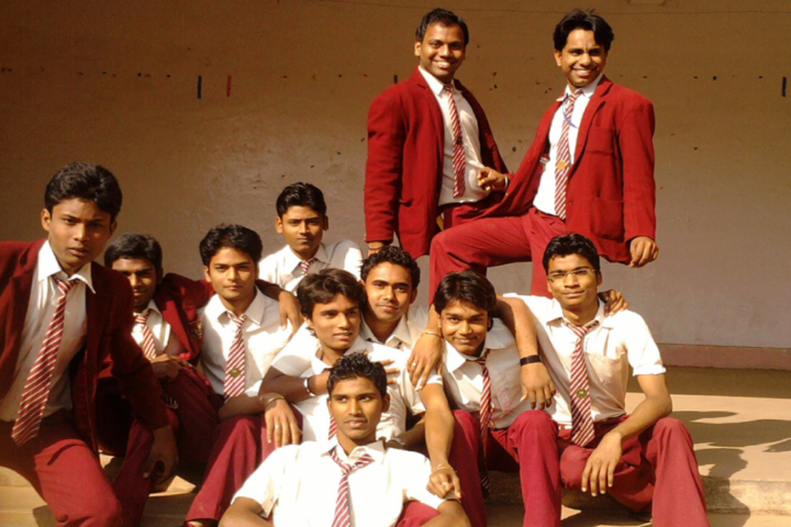 Jyoti Higher Secondary-Students
