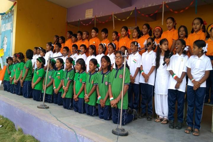 Kendriya Vidyalaya -  Republic Day Celebrations