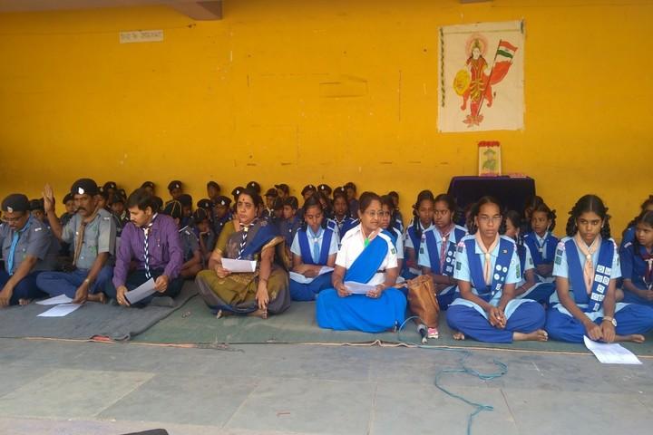 Kendriya Vidyalaya -  Thinking Day