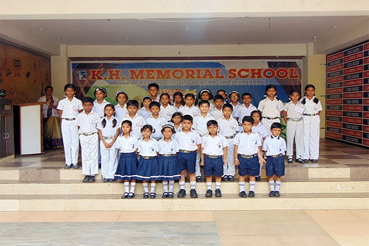 K H Memorial School-children