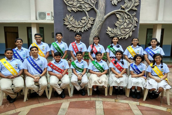 Kaanger Valley Academy-investiture cermony