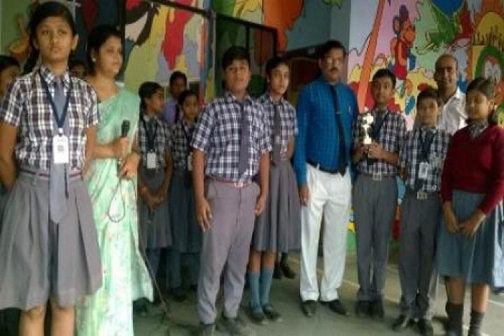 Kaliram Chandrakar Public School-awards