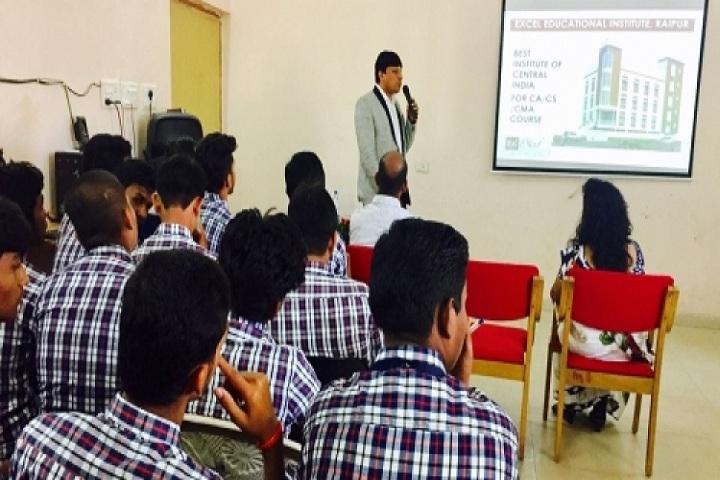Kaliram Chandrakar Public School-career guidance