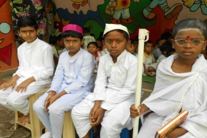 Kaliram Chandrakar Public School-drama
