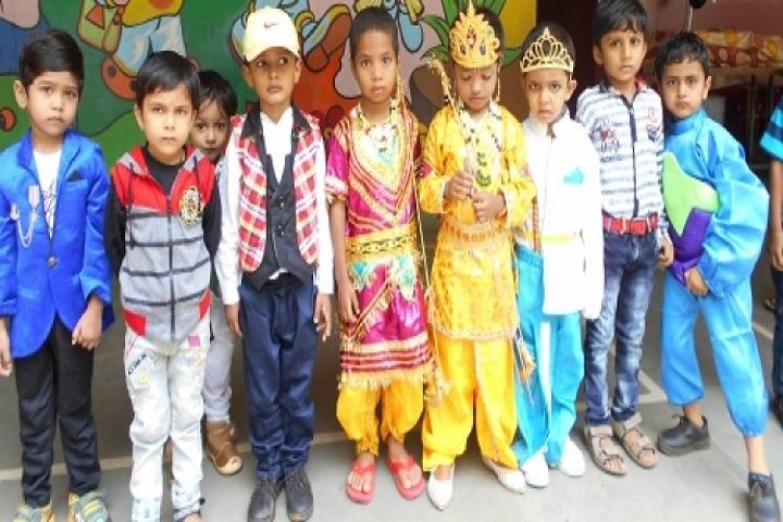 Kaliram Chandrakar Public School-fest