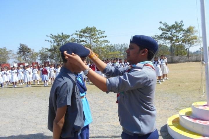Kaliram Chandrakar Public School-scout