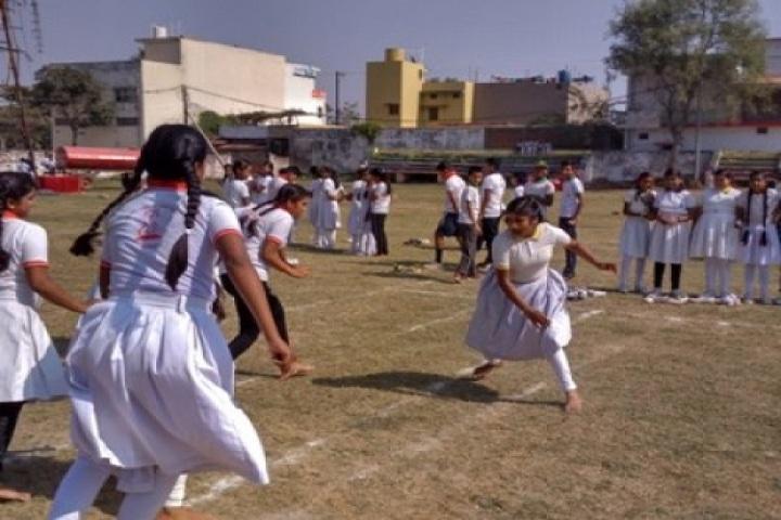 Kaliram Chandrakar Public School-sports