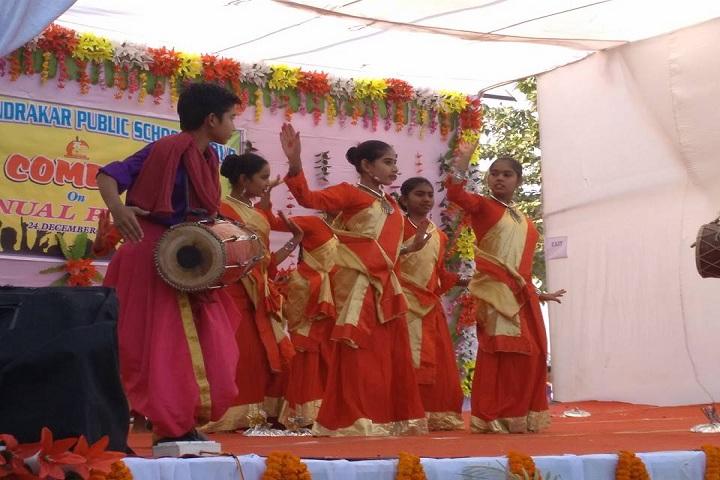 Kaliram Chandrakar Public School-Dance activity