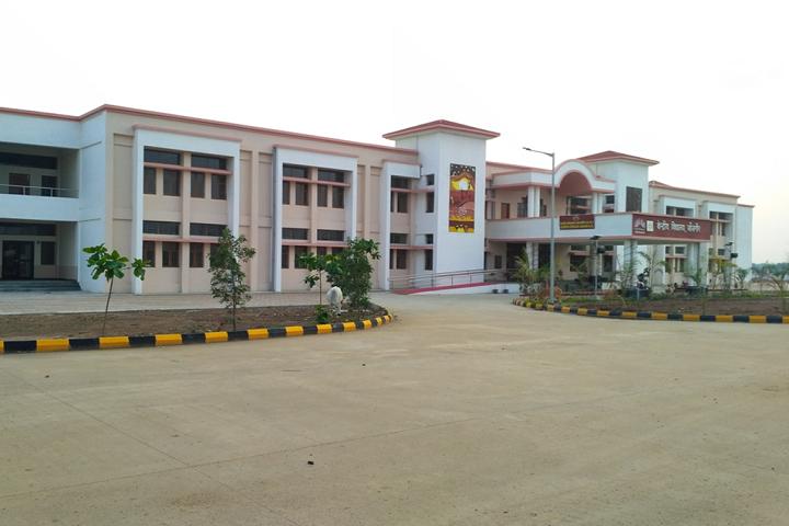 KENDRIYA VIDYALAYA JANJGIR-building