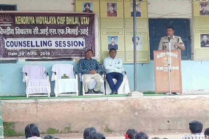 Kendriya Vidyalaya-Assembly Speech