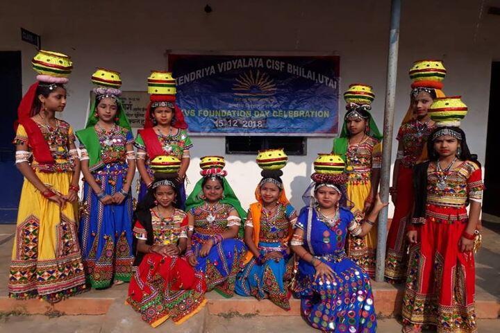 Kendriya Vidyalaya-Cultural Festival