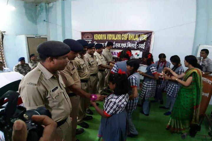 Kendriya Vidyalaya-Rakshabandhan Celebrations