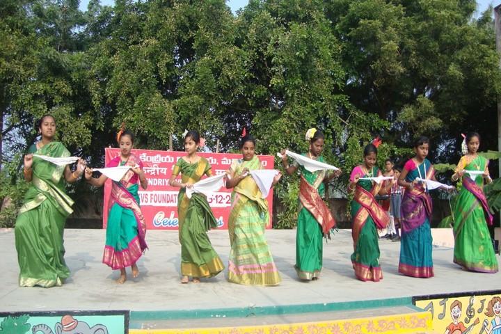 Kendriya Vidyalaya - Dance