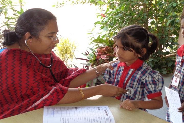 Kendriya Vidyalaya - Medical Checkup
