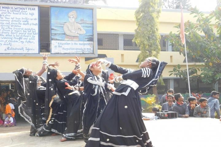 KENDRIYA VIDYALAYA BACHELI, DANTEWADA-dance