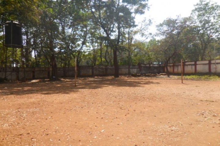 KENDRIYA VIDYALAYA BACHELI, DANTEWADA-playground