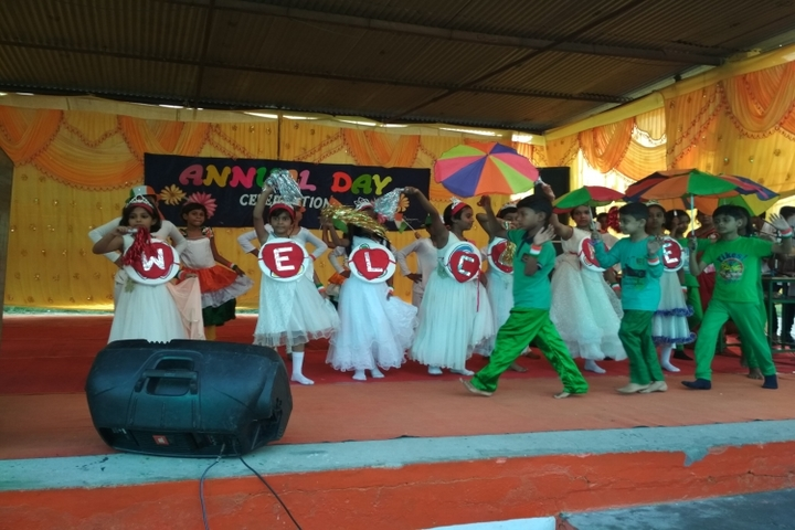 KENDRIYA VIDYALAYA MANENDRAGARH-annual day