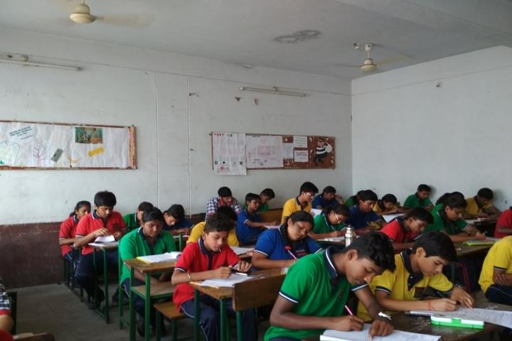 KENDRIYA VIDYALAYA MANENDRAGARH-classroom