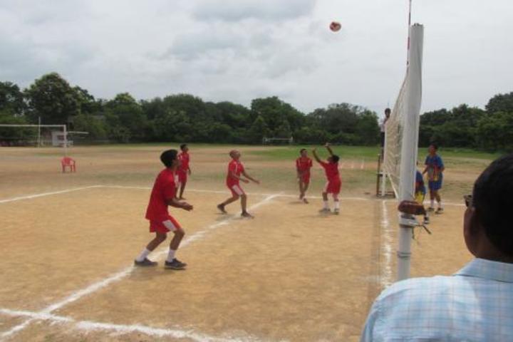 KENDRIYA VIDYALAYA DONGARGARH-volleyball