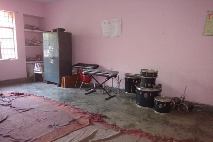 Kendriya Vidyalaya Raigarh-Music