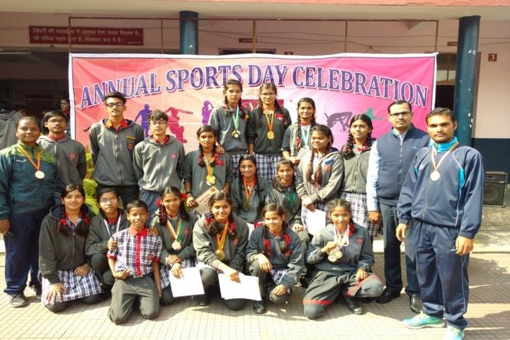 Kendriya Vidyalaya Raigarh-Sports day