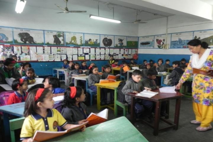 Kendriya Vidyalaya Kobra Ntpc-Classroom