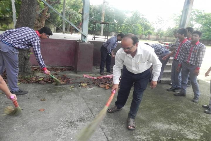 Kendriya Vidyalaya Kobra Ntpc-Cleaning