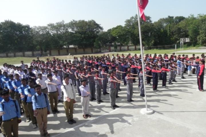 Kendriya Vidyalaya Kobra Ntpc-Assembly