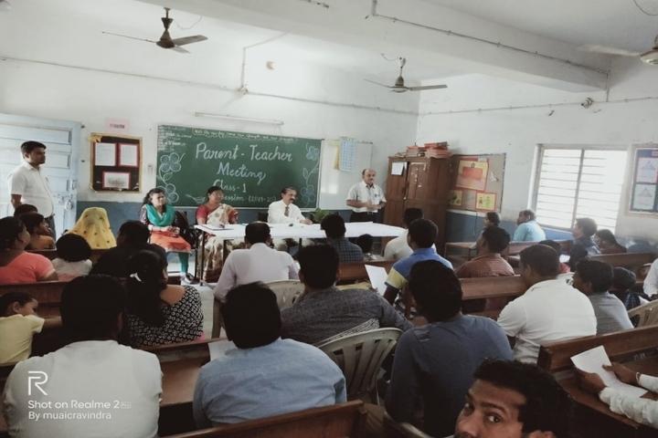 Kendriya Vidyalaya Jhagrakhand-PTM